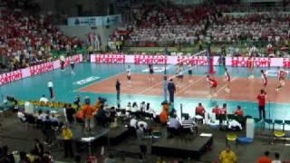 Polska-Finlandia Ostatni mecz Ligi Światowej 2009 dla Polaków