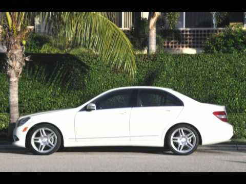 2010 mercedes benz c300 sport youtube. Black Bedroom Furniture Sets. Home Design Ideas