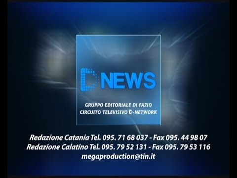DNews 12 Maggio 2014 - News D1 Television TV