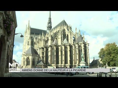 SUIVEZ LE GUIDE : Amiens donne de la hauteur à la Picardie
