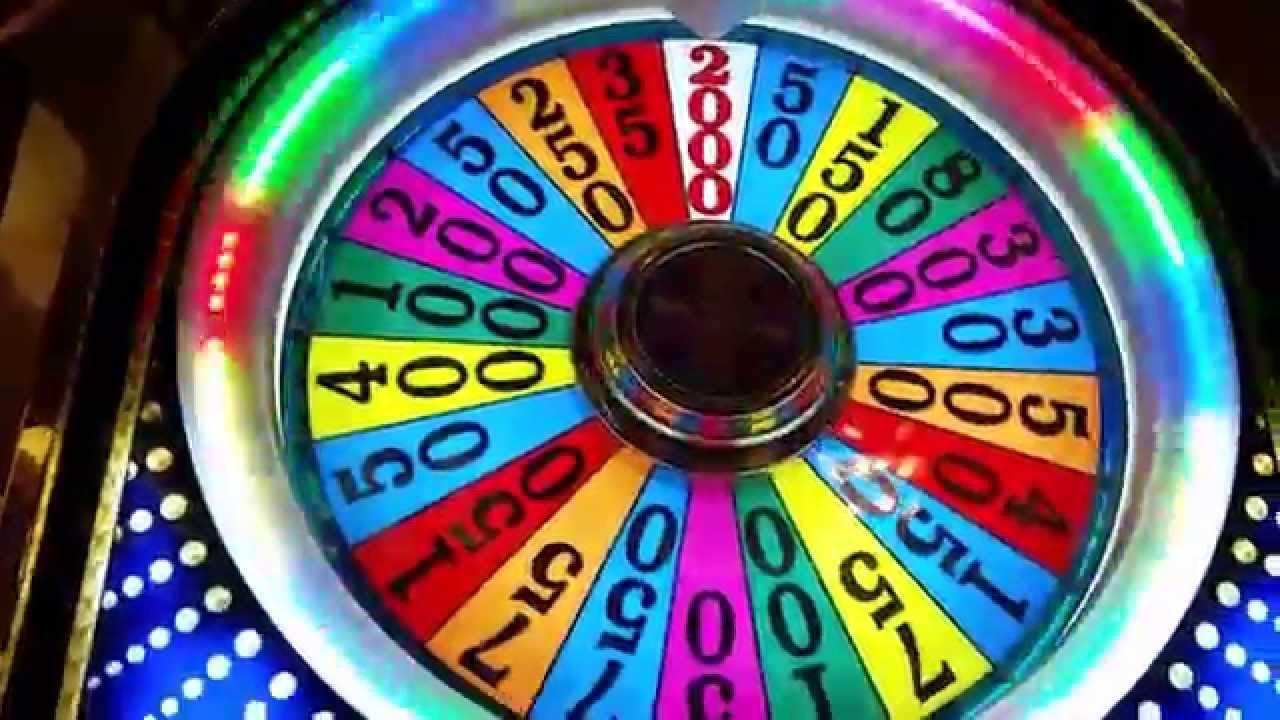 Wheel Of Fortune Slot Machine Free