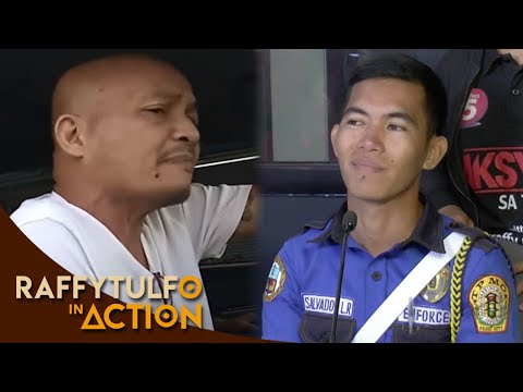 FINALE | VIRAL VIDEO NG LALAKING NAGBANTA SA TRAFFIC ENFORCER, INAKSYUNAN NI IDOL RAFFY!