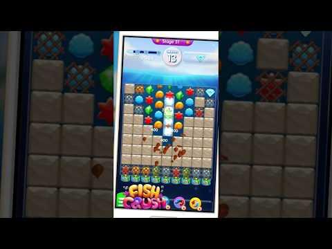 fish crush gameplay thumbnail
