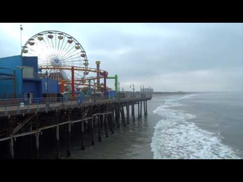 Santa Monica Trip