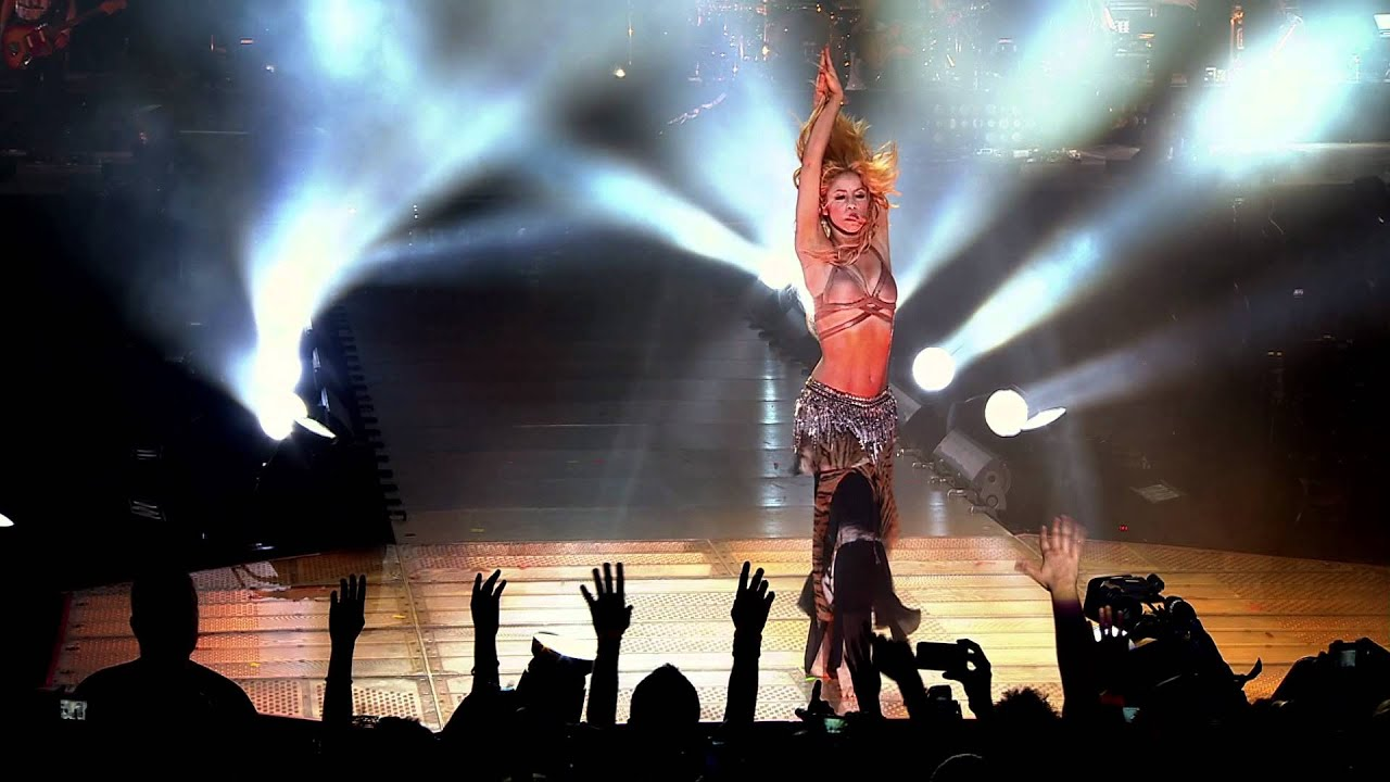 Shakira - Live From Paris DVD - Trailer #3