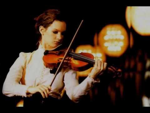 Hilary Hahn- Bach partita 3 Loure