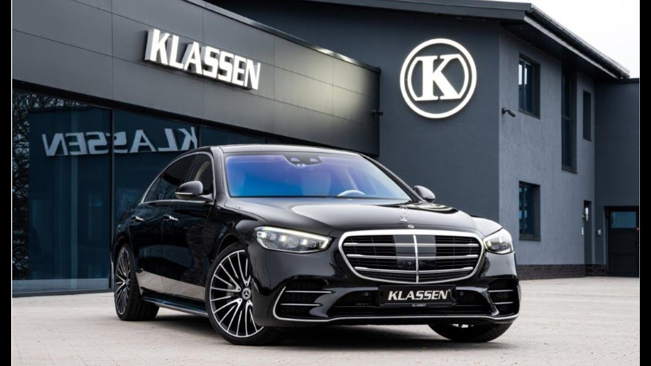 2021 Mercedes S Class Long - NEW S500 AMG Full Review Interior Exterior ♕ Luxury Cars by KLASSEN