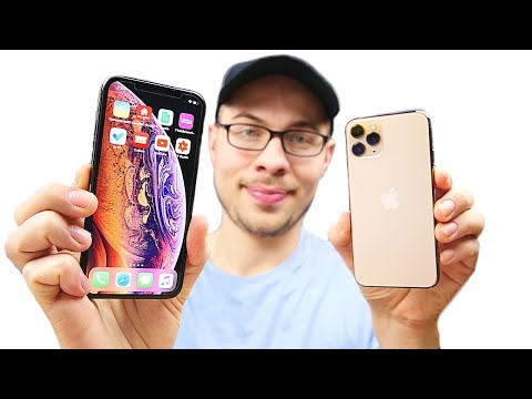 Should You Buy IPhone XS Or IPhone 11 Pro?