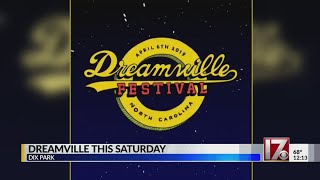 Preparations Continue For J. Cole's Dreamville Festival This Weekend