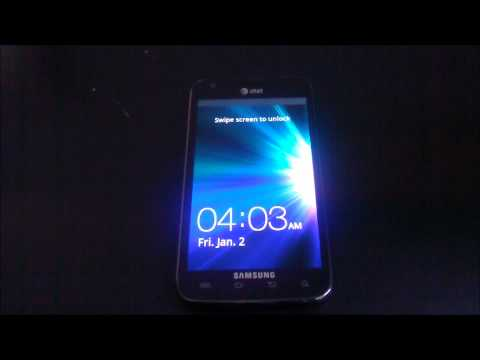 How To Unlock Samsung Galaxy S 2 Skyrocket i727 using Unlock Code Full Tutorial