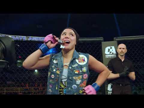 The sweet taste of victory | Kyra Batara | Combate 19 | Combate Americas