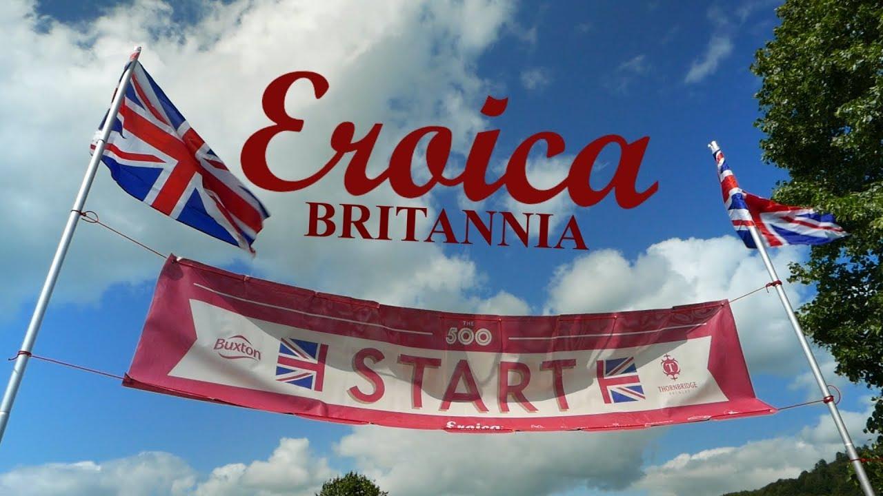 Eroica Britannia 500, 2019