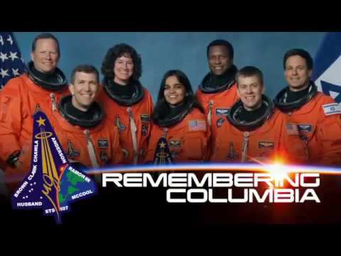 NASA remembers Columbia mission on 14-year anniversary