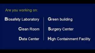 Biosafety Lab Containment Level 3 Facility Green Building Design