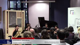 Ensemble Rayuela plays Germaine Tailleferre