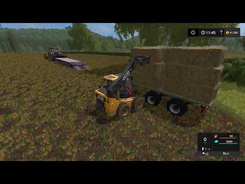 Farming simulator 17 Timelapse #5 | The Valley The Old Farm
