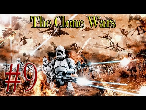 SW: The Clone Wars (Republic) #9- Kenobi's Killing Frenzy