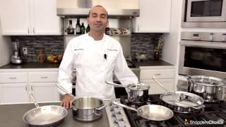 All Clad Copper Core Cookware Overview   Shopperschoice com