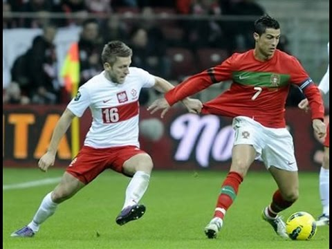 Portugal Vs Poland    Highlights And Full Match Euro  Portugals Semi Final