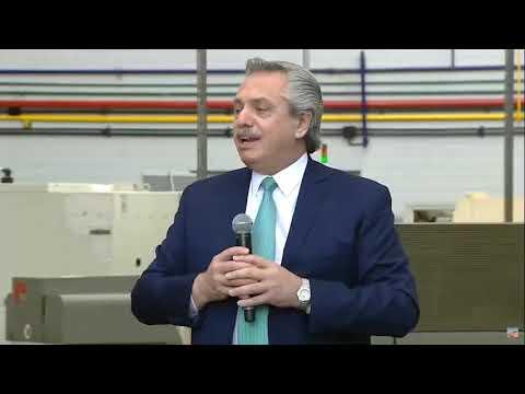 """El Presidente y Andreotti lanzaron """"Precios Cuidados para la Construcción"""""""