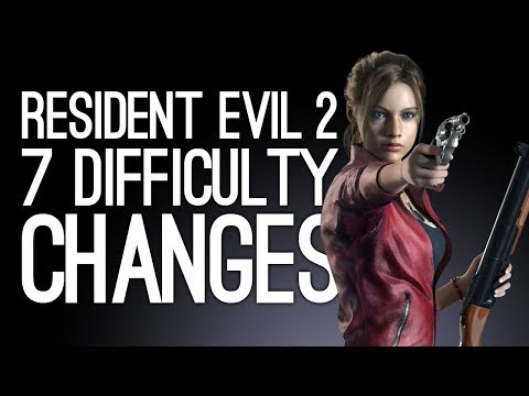 Resident Evil 2 Remake: 7 Gameplay Changes to Make Your Life Harder (and Easier)