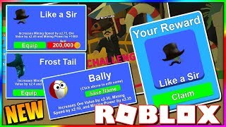 NEW CHALLENGE UPDATE (NEW OP HAT) - MINING SIMULATOR (PG STREAM) | ROBLOX STREAM WITH VIEWERS