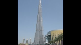 Pop-up Tutorial Burj Khalifa:the tallest building of the World