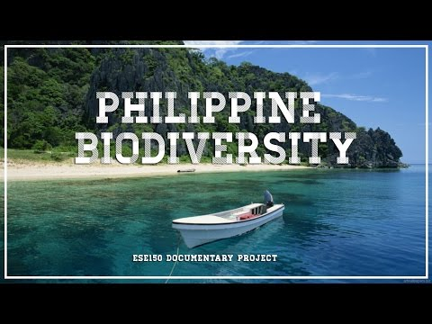 Philippine Biodiversity || ESE150 Documentary ||
