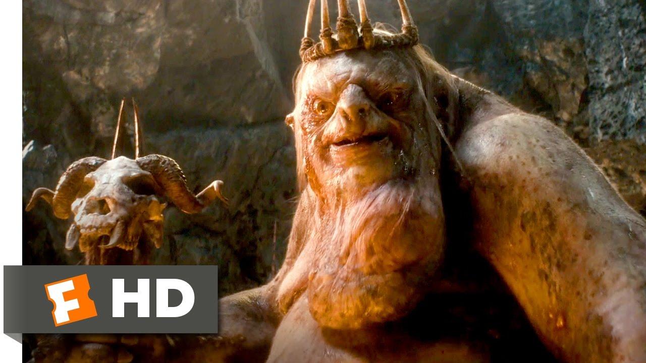 The Hobbit: An Unexpected Journey - The Goblin Hoard Scene