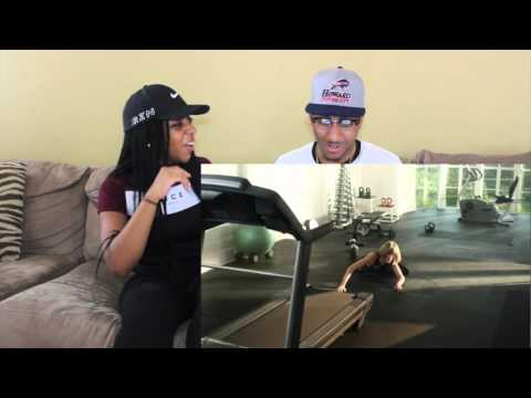 Couples Reacts : Hilarious !!!  Taylor Swift vs Treadmill Apple Music AD Reaction & Thoughts