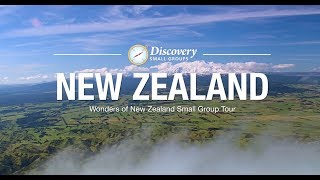 Discovery Tour of New Zealand