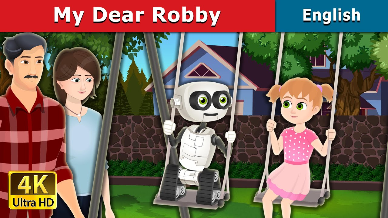 Download My Dear Robby | My Dear Robby in English | English Fairy Tales
