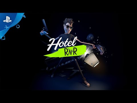 Hotel R'n'R - Announcement Trailer | PS VR