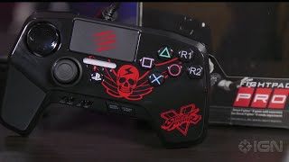 Video Unboxing the Street Fighter 5 FightPad PRO download MP3, 3GP, MP4, WEBM, AVI, FLV Agustus 2018