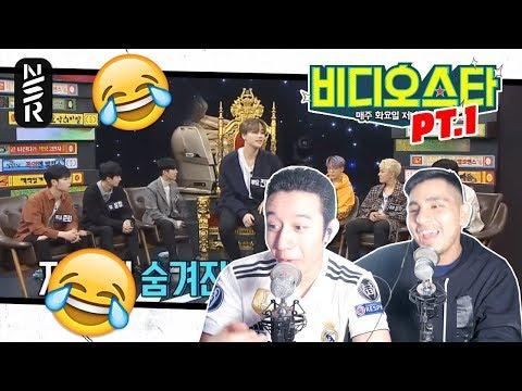GUYS REACT TO 'iKON on Video Star [비디오스타]' (pt.1)