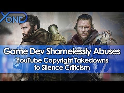 Game Dev Shamelessly Abuses YouTube Copyright Takedowns to Silence Criticism Mp3