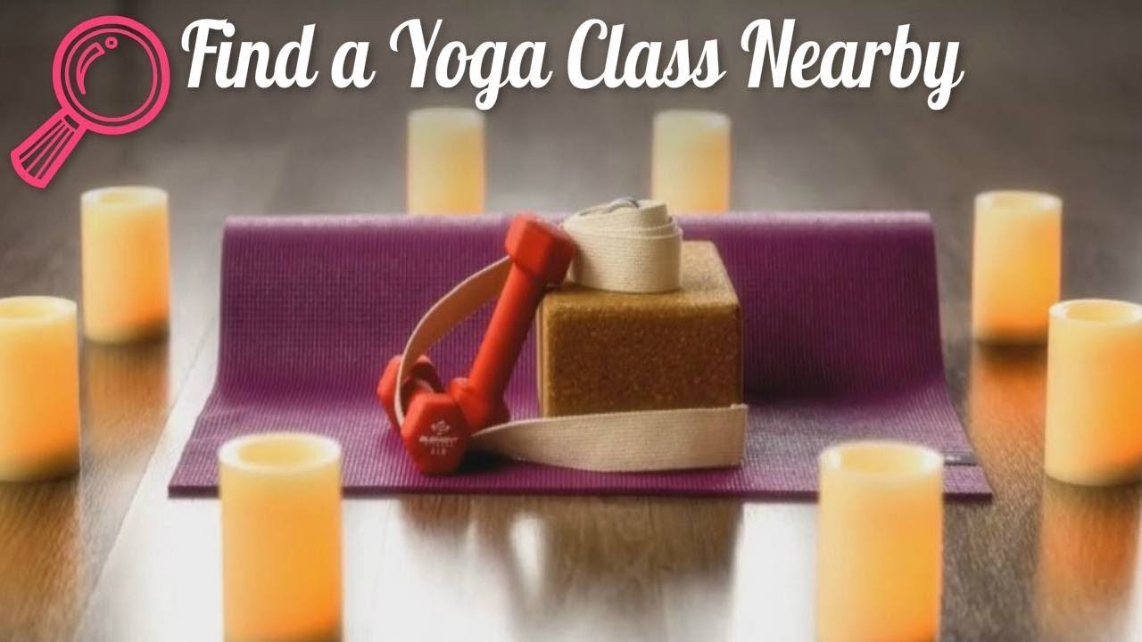 Yoga Class Near Me - Find Yoga Studios Nearby | Yoga Videos