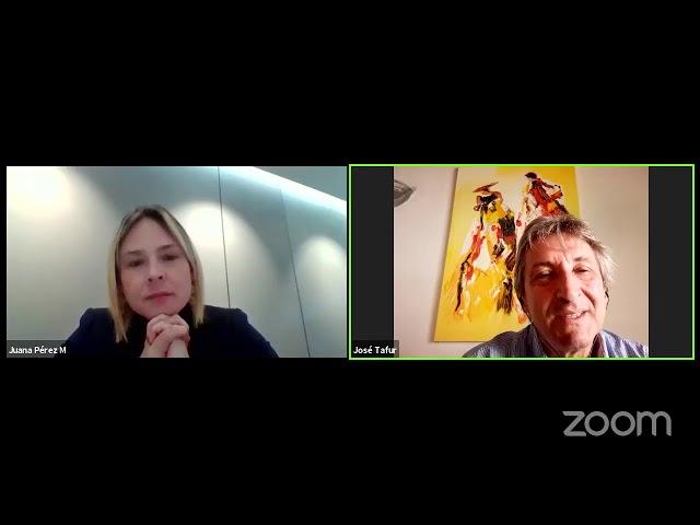 Liderando El Cambio, Juana Pérez , directora ejecutiva Fundación Socya