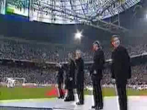 Boyzone - All That I Need - Champions League - 1998