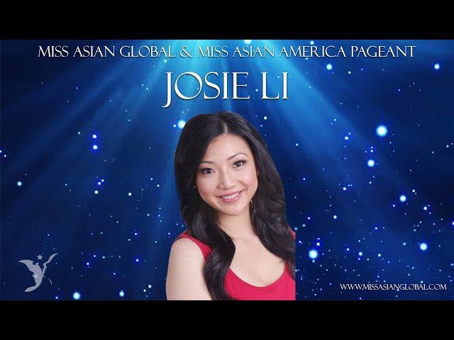 Josie Li - 2019 Minute Me