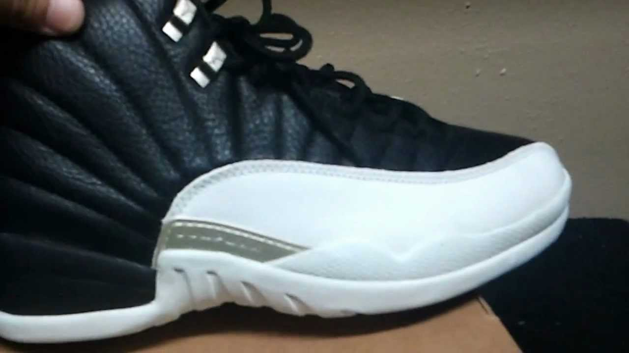 033fff06610 Jordan OG PlayOff 12s 1997 - YouTube