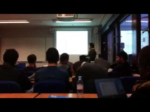 Renewable energy presentation 2012