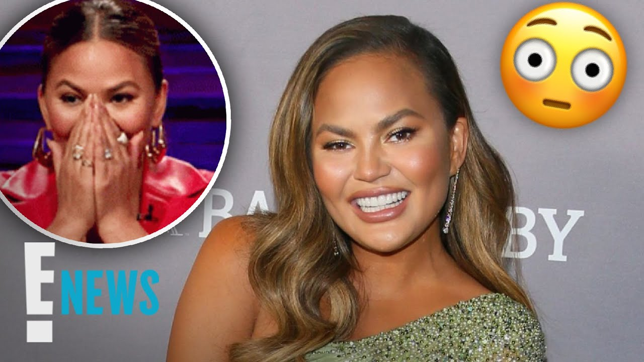 """5 Times Chrissy Teigen Was the Queen of """"Oops!"""" 