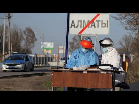 Вторая жертва COVID-19 в Казахстане | АЗИЯ | 31.03.20