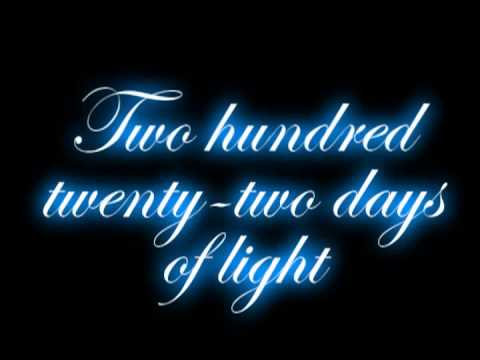 Nightwish - Sleeping Sun lyrics