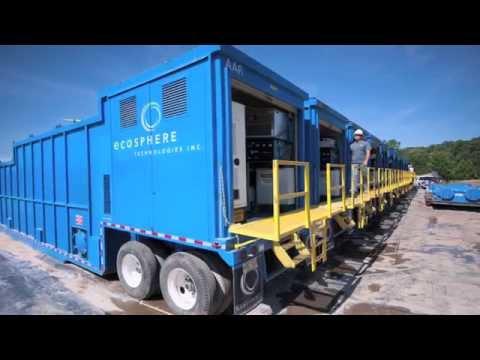 Ecosphere Technologies, Inc. Corporate Video