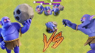 clash of clans bowler vs bowler new update