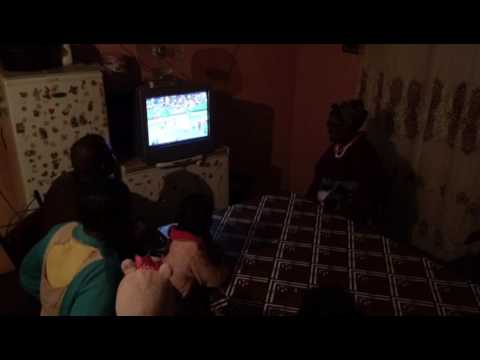 Caster Semenya's family in Limpopo watch her win gold
