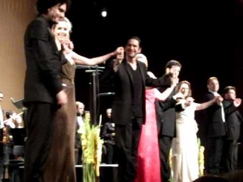 Don Giovanni (July 2011)- Ildebrando D'Arcangelo- Curtain Call -Applaus (3/3)