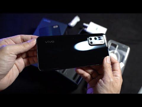Vivo V19: Unboxing and Setup